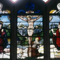 Vitrail de la Crucifixion (1994)