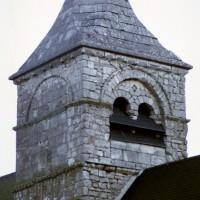 Le clocher vu du nord-ouest (1972)