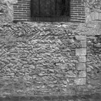 Vue partielle de la nef depuis le nord (1996)