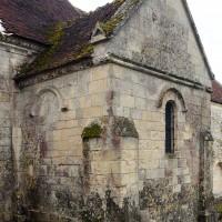 La chapelle nord vue du nord-est (2018)