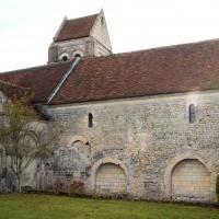 L'église vue du nord-ouest (2018)