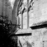 La fenêtre est de la chapelle sud (1994)