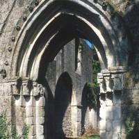 Le portail vu du sud-ouest (1994)