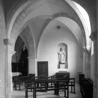 La chapelle sud vue vers l'est (1995)