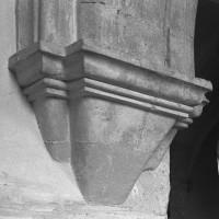 Cul-de-lampe de la chapelle sud (1995)