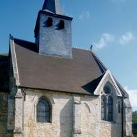 La chapelle sud vue du sud-ouest (1996)
