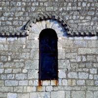 La fenêtre de la façade (1972)