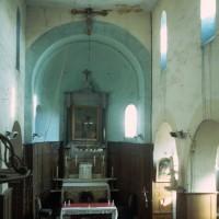 L'intérieur vu vers le sud-est (1972)