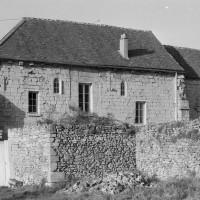 La chapelle vue du sud (1974)