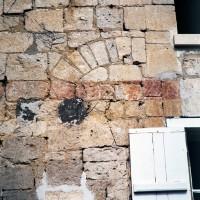 Ancienne porte romane (1990)