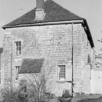 La chapelle vue de l'ouest (1974)