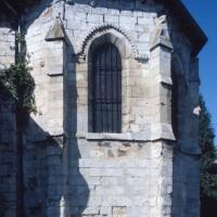 La chapelle nord vue du sud-est (1997)