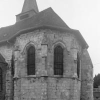 La chapelle nord vue du nord-est (1997)