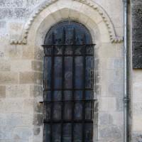 Fenêtre de la chapelle nord (2017)
