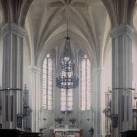 Le choeur vu vers l'est (1997)