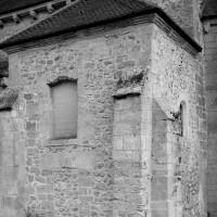 La chapelle du bas-côté sud vue du sud-est (1991)