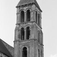 Le clocher vu du nord-est (1991)