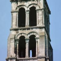 Le clocher vu de l'est (1991)