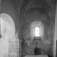 La chapelle du bas-côté sud