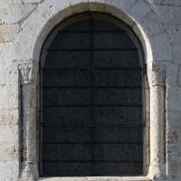 La fenêtre est de l'abside (2018)