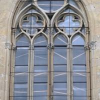Fenêtre sud du choeur (2015)