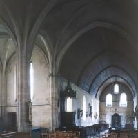 L'intérieur vu vers le nord-ouest (1992)