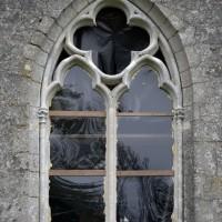 Fenêtre du croisillon sud (2016)