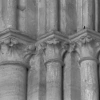 Chapiteaux du transept (1980)