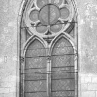 Fenêtre au nord du choeur (1980)