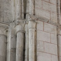 Chapiteaux de la croisée du transept (2018)
