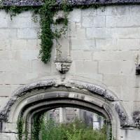 Vue partielle du portail ouest (2007)