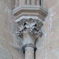 Chapiteau au bras nord du transept (2019)