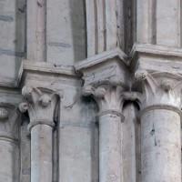 Chapiteaux de la croisée du transept (2019)