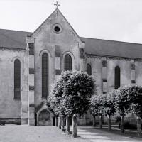 L'église vue du nord
