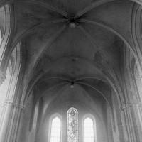 Voûtes sexpartites de la croisée du transept et du choeur (1997)
