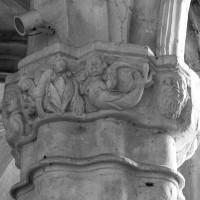 Chapiteau de la pile du bras sud du transept (1996)