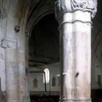 Vue partielle du bras sud du transept vers le nord-ouest (1996)