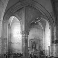 Le bras sud du transept vu vers le sud (1996)
