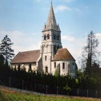 L'église vue du sud-est (1993)