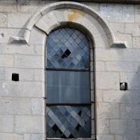 Fenêtre de l'abside (2016)