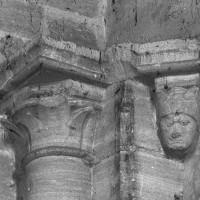 La retombée de l'ancien arc triomphal au sud (1997)
