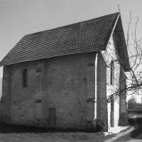 La chapelle vue du nord ouest (1997)