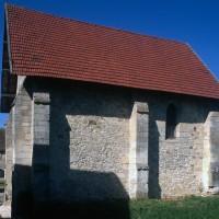 La chapelle vue du sud (1997)
