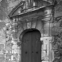 Le portail du sud de la nef (1996)