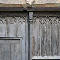 La porte de la façade ouest (2017)