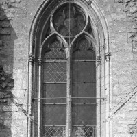 Fenêtre de la nef