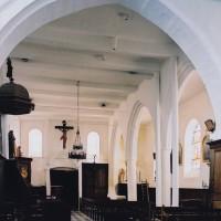 La nef vue vers le nord-ouest (2004)