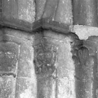 Les chapiteaux de droite du portail ouest (1996)