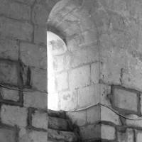 Fenêtre romane de la nef (1996)