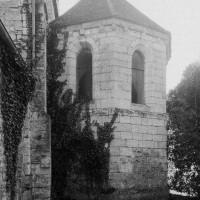 La chapelle nord vue de l'est (1997)